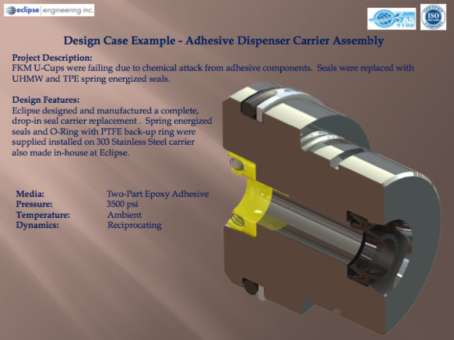 Case Study: Adhesive Dispenser for Commercial Trailer Manufacture